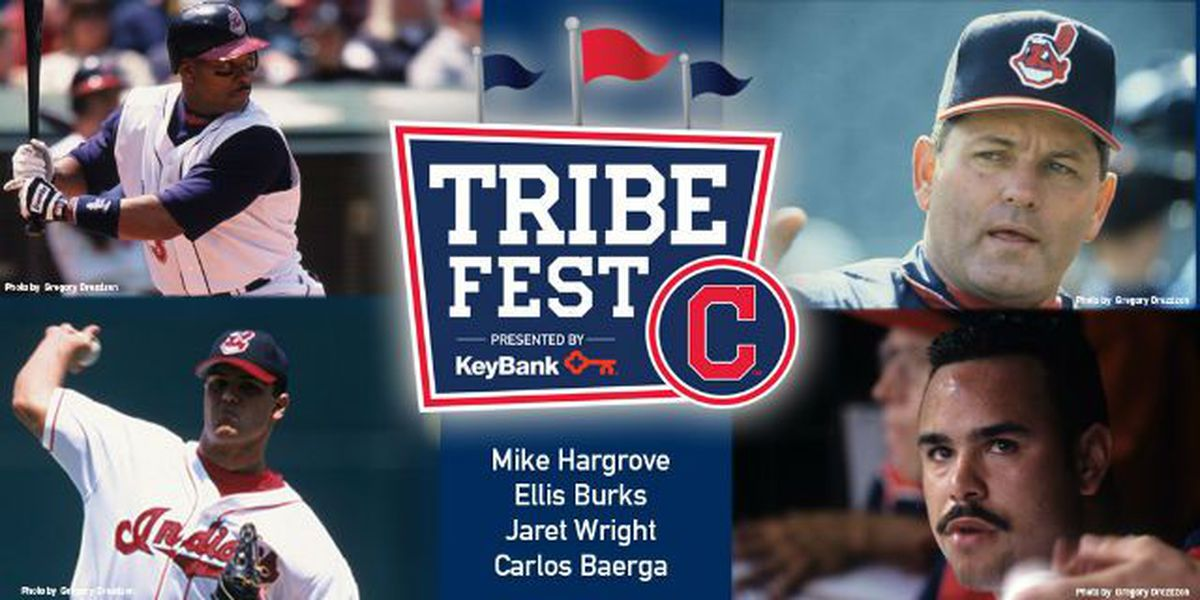 Hargrove, Baerga, Burks and Wright to appear at Tribe Fest
