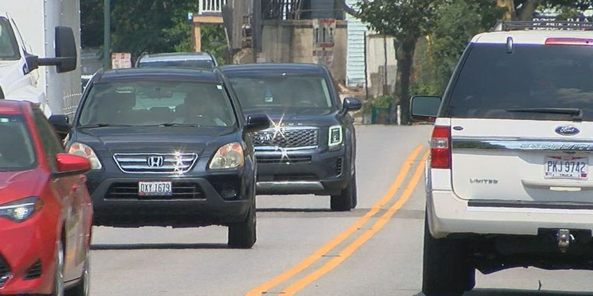 Ohio drivers no longer required to have front license plates