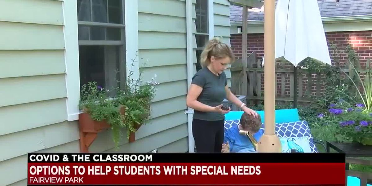Fairview Park mom utilizes autism scholarship program to help with son's at-home learning