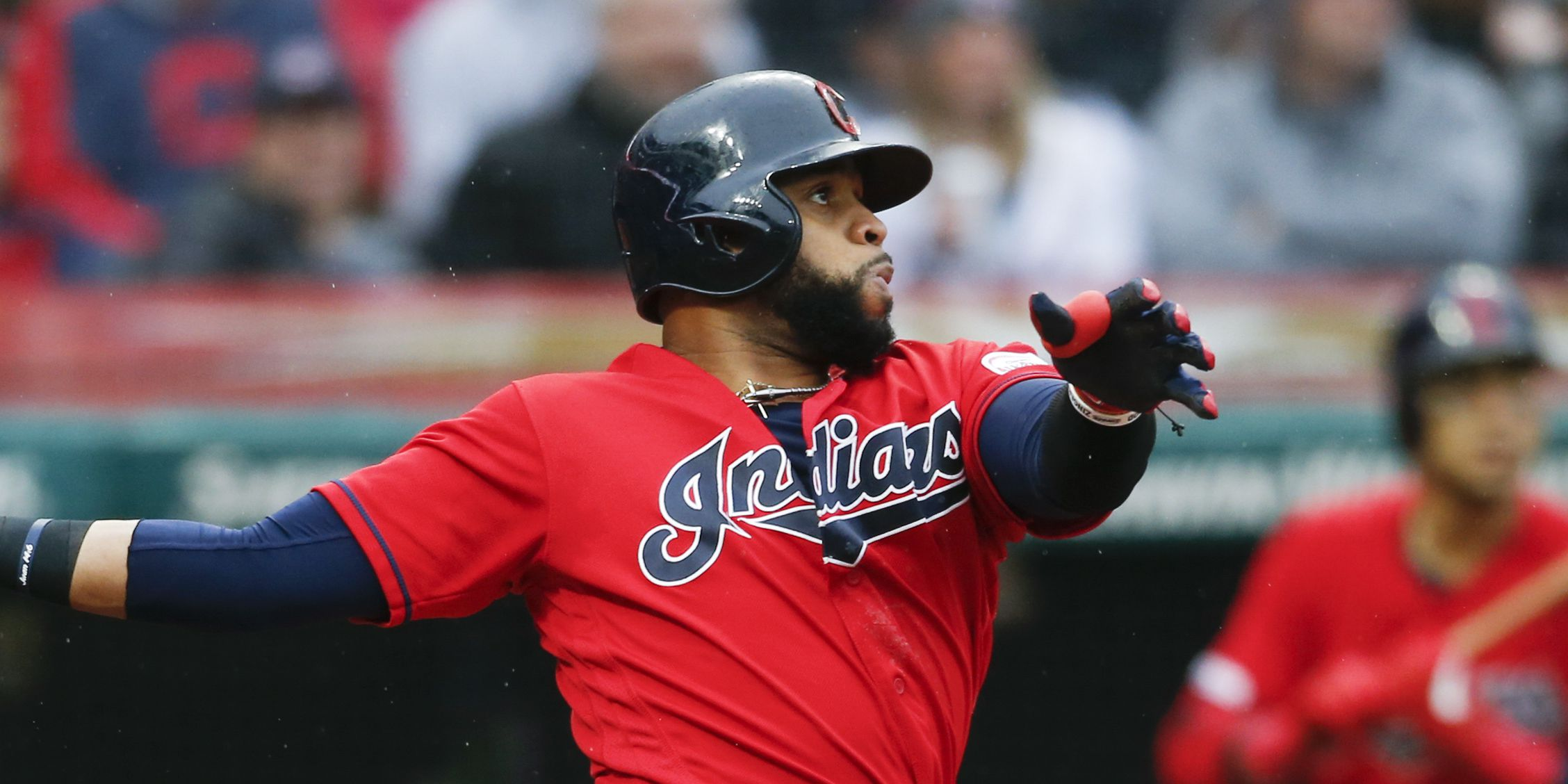Santana HR in 8th, Indians send Mariners to 6th loss in row