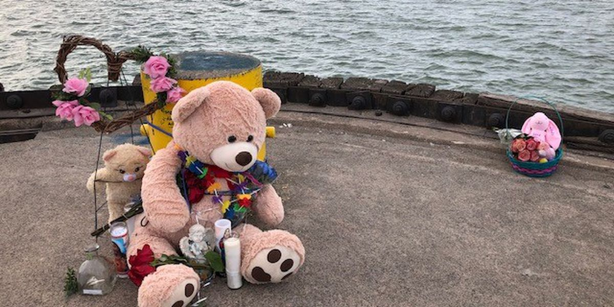 Barriers may be put in place to keep vehicles from plunging into Lake Erie off Hot Waters Marina Pier in Lorain County after car and body of missing woman recovered