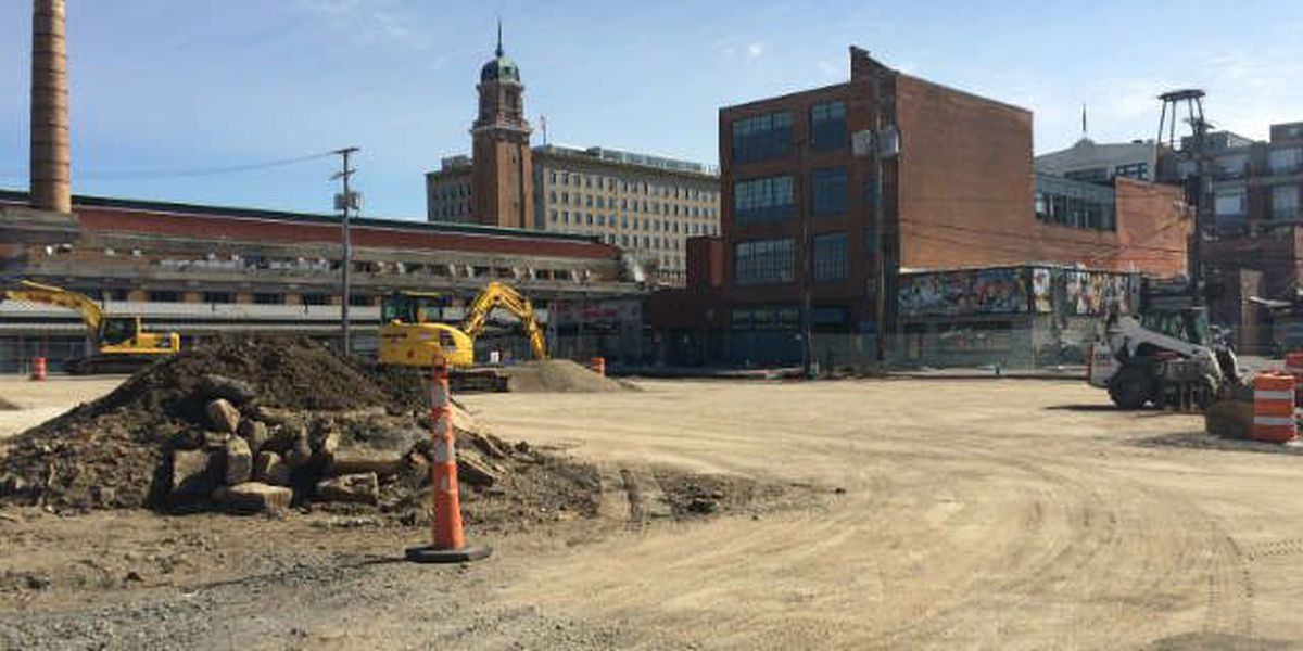 W. 25th business owners say half of parking is gone