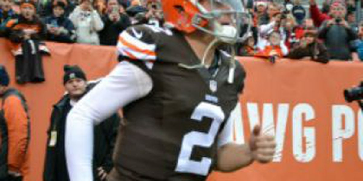 Report: NFL coach appears to have taken an interest in Johnny Manziel