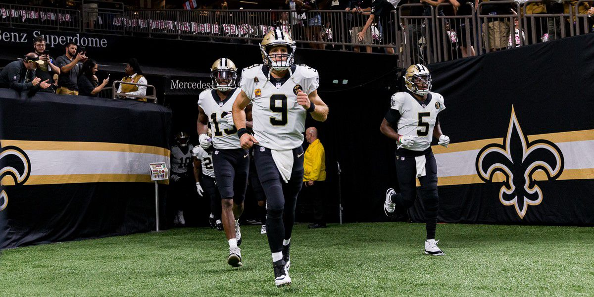 "Metcalf agrees that Brees ""missed the mark"""