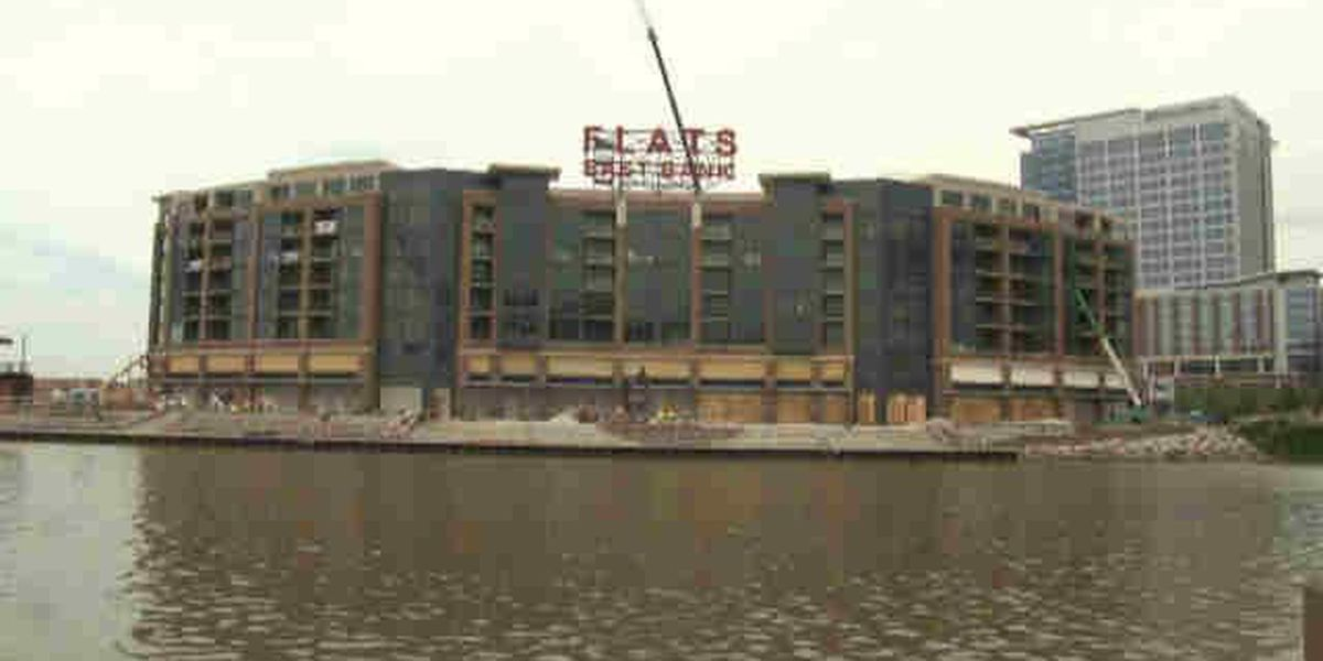 Third phase expected to bring more to Flats East Bank