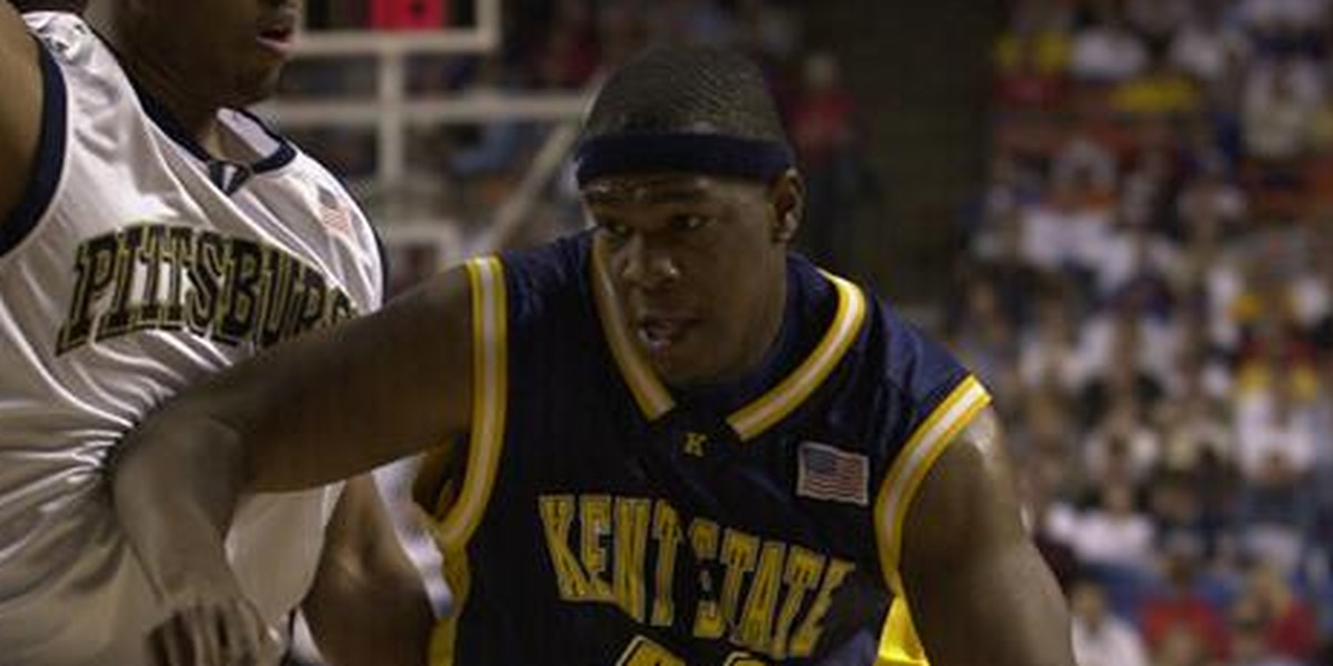 Former Kent State basketball forward Antonio Gates will be inducted in MAC Hall of Fame