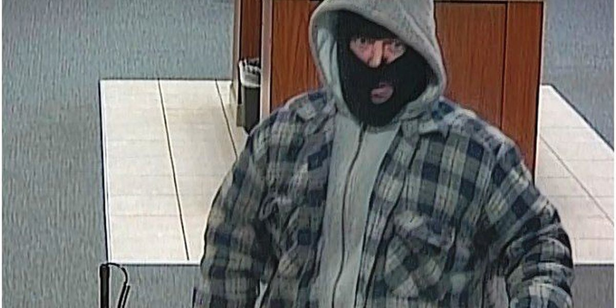 PHOTOS: Suspect wanted after robbing North Olmsted bank