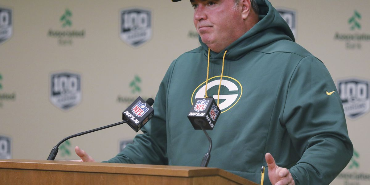Report: Mike McCarthy to interview with Browns on Thursday