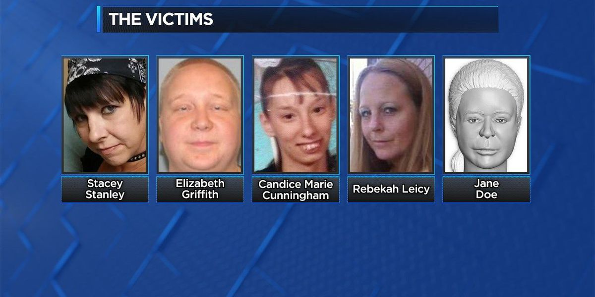 Timeline: Ashland, Mansfield and Marion victims connected to Shawn Grate