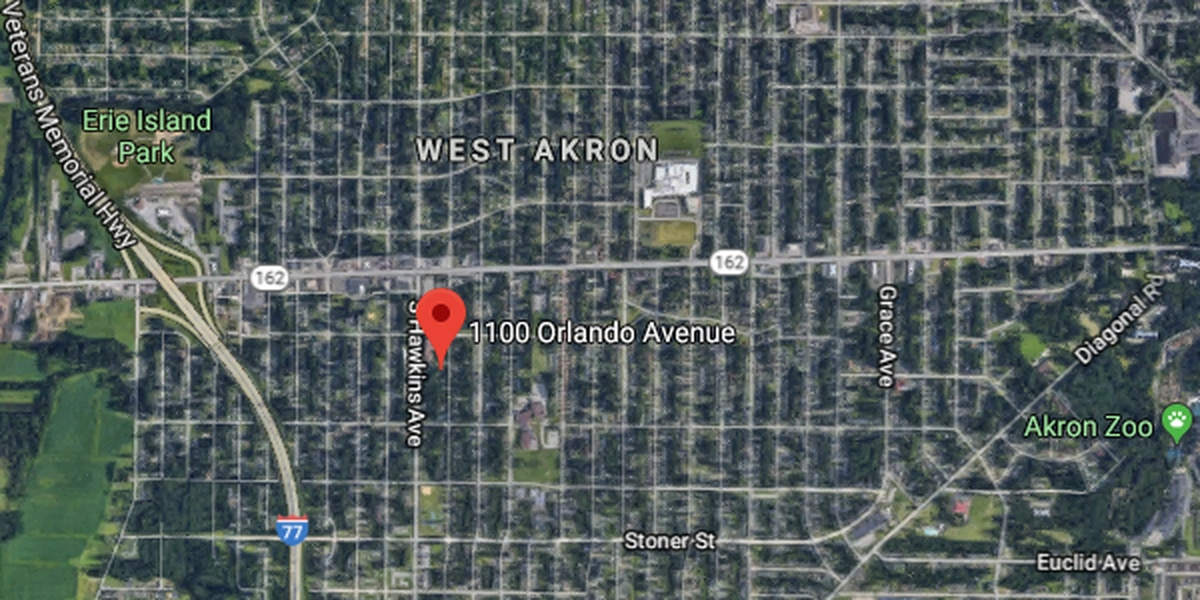 Man with multiple gunshot wounds found dead in front yard of Akron home