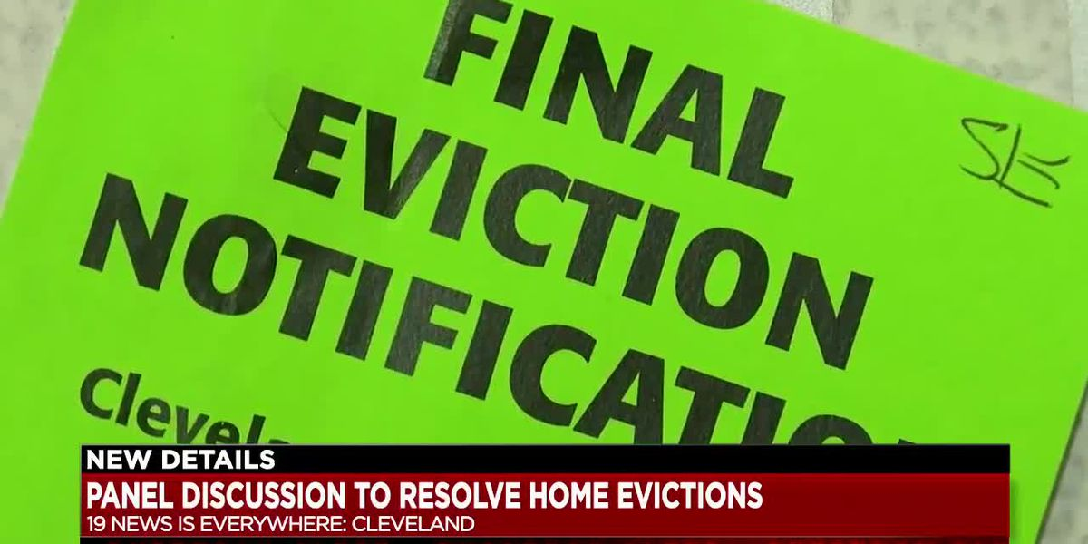 Cleveland Housing Courts meet to resolve home evictions amid coronavirus crisis
