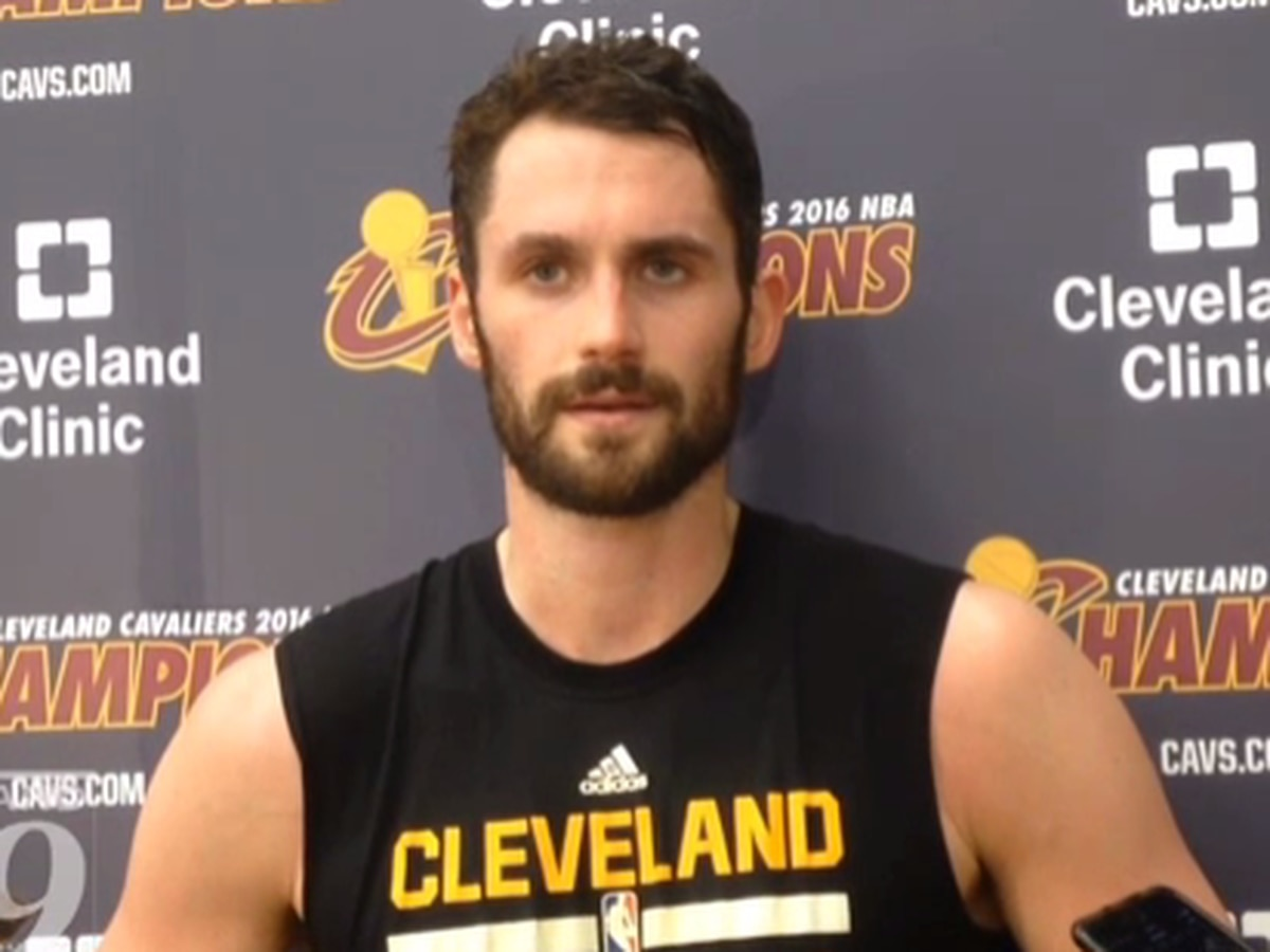 Kevin Love returns for Cavaliers after missing 50 games