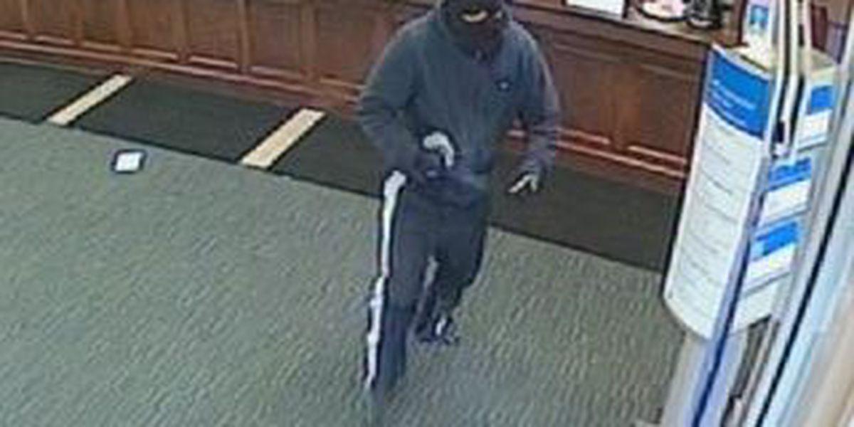 PHOTOS: Suspect wanted after Medina bank robbed