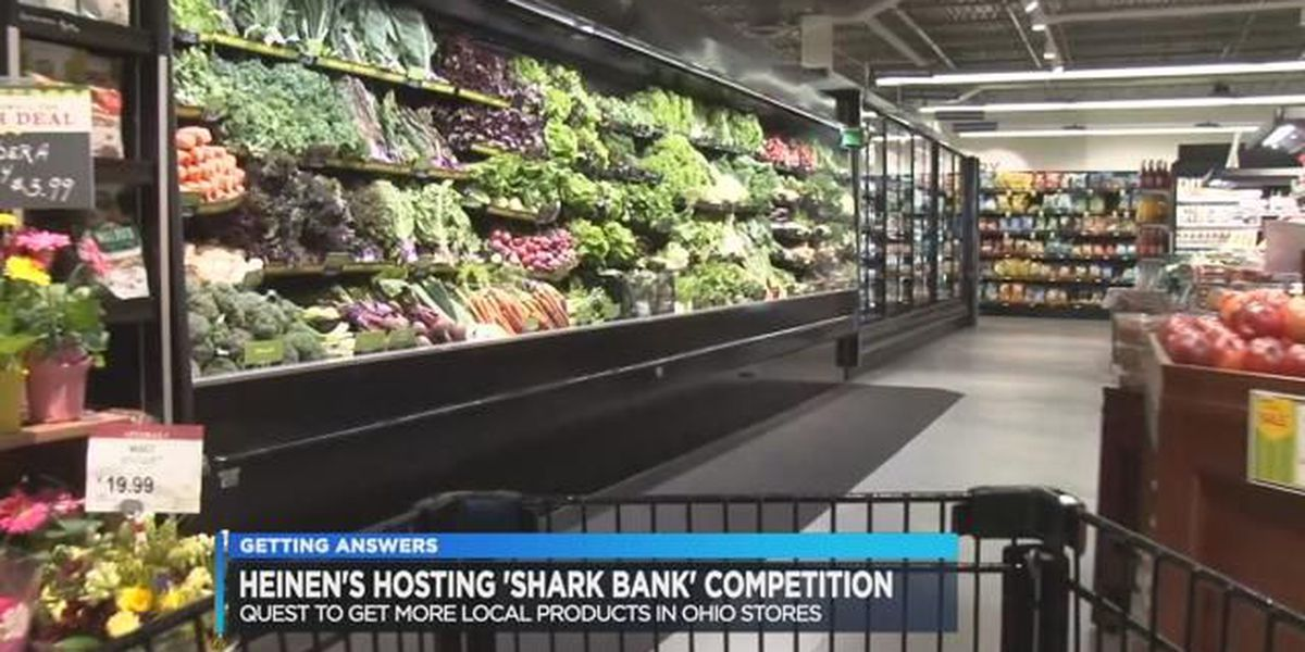 Made in Ohio: Heinen's to host 'Shark Bank' competition