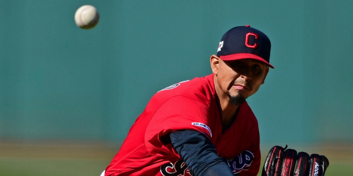 Carrasco Ks 12 in 5 innings, Indians beat Blue Jays 7-2