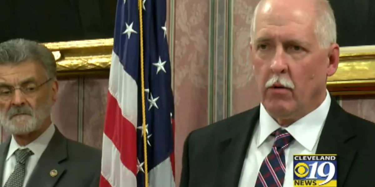 Cleveland mayor says availability of guns leads to violence on the streets