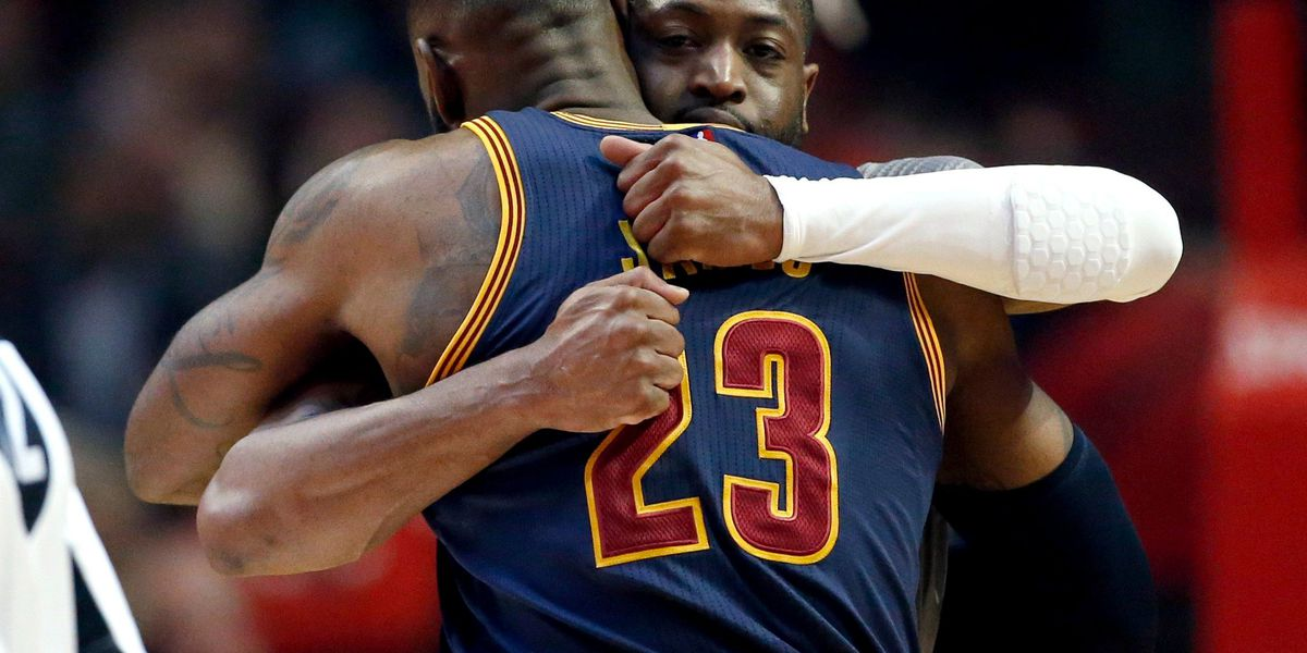 What Dwyane Wade could bring to the Cleveland Cavaliers