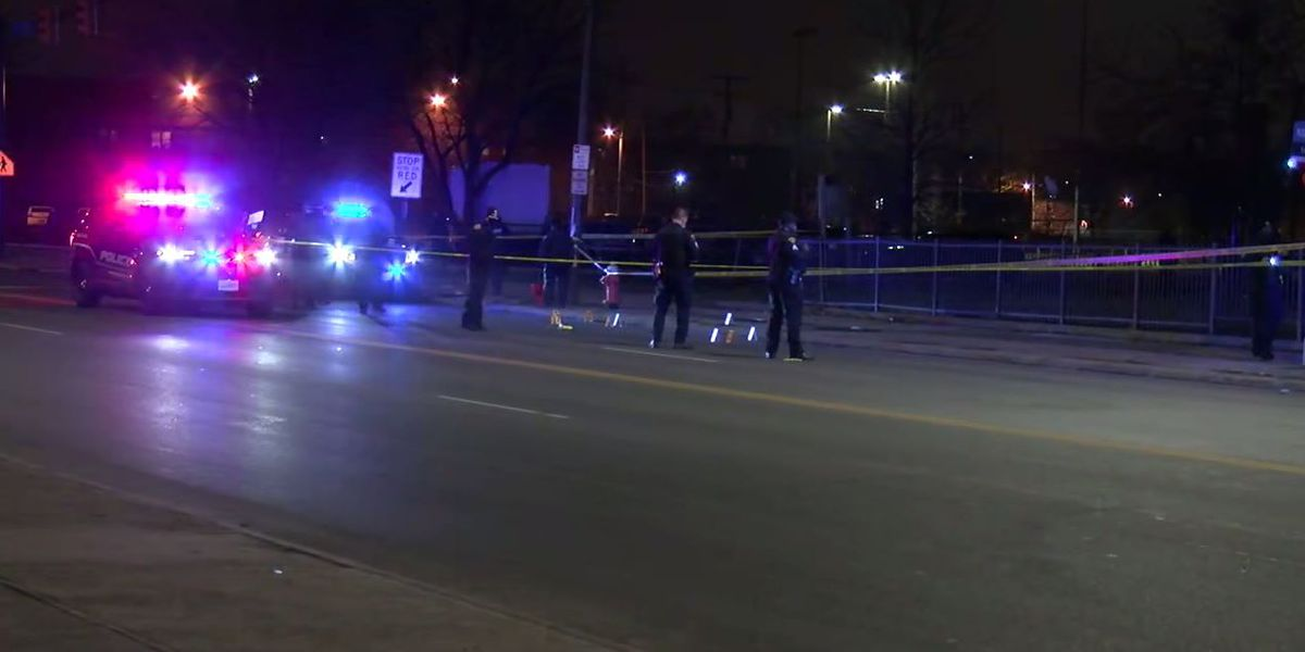 2 people shot on Cleveland's east side