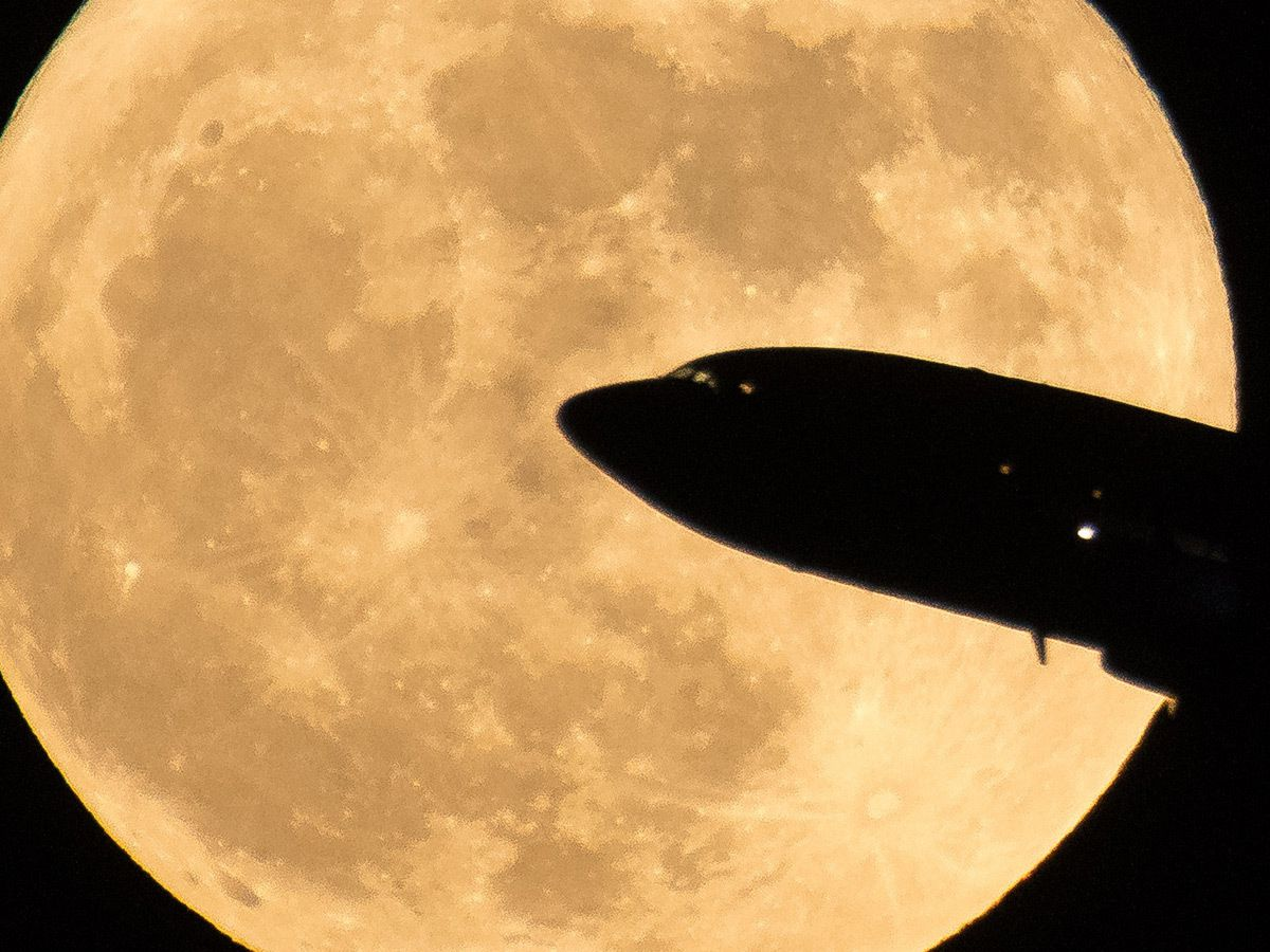 Wednesday is your last chance to see a full supermoon in 2019