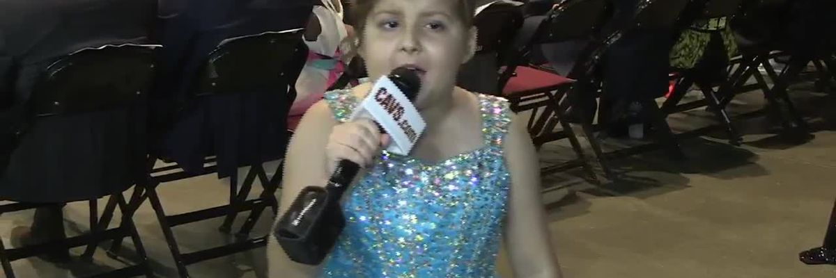 Ashtabula girl battling brain cancer stuns the Cavs, will be named to homecoming court