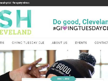 #GivingTuesdayCLE urging donations, support for dozens of community organizations in Northeast Ohio