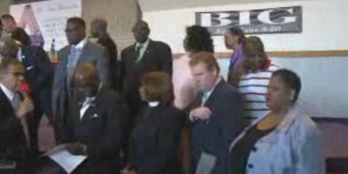 Clergy speak out after shootings, ask people to pray, vote