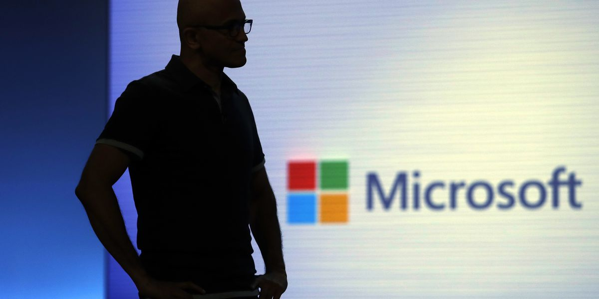 Microsoft Has Beat Apple To Become The Most Valuable US Company
