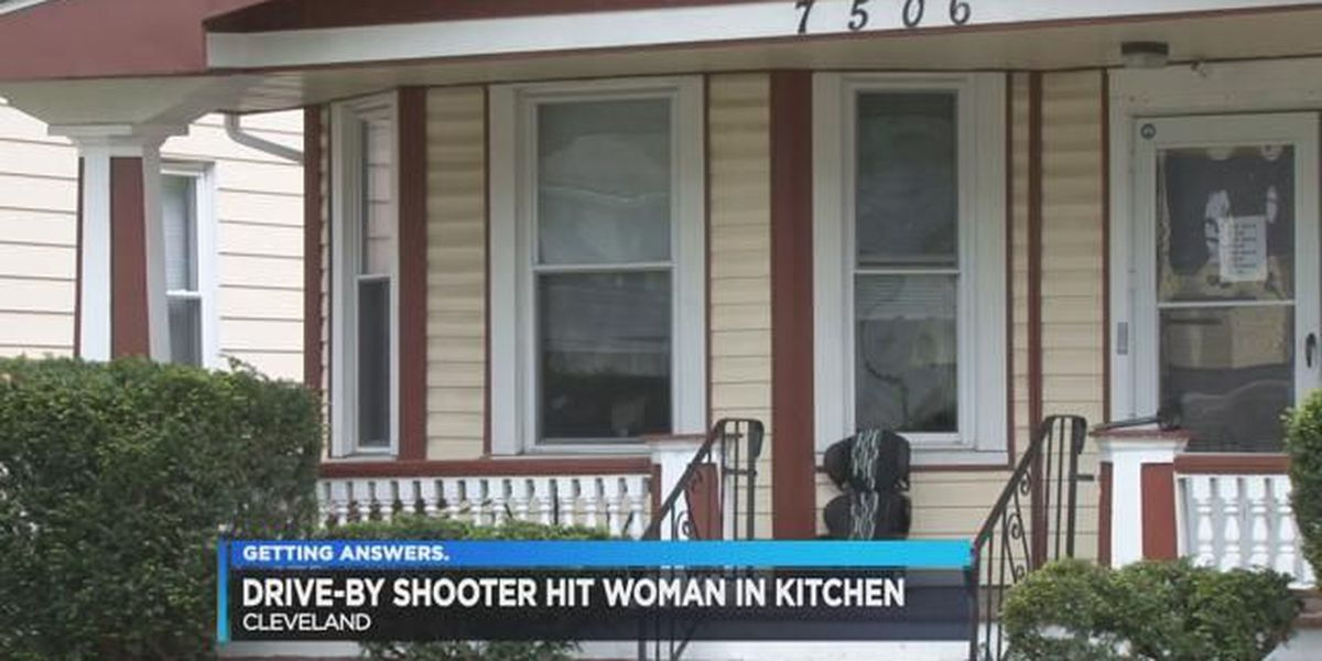 Family of gunshot victim doesn't think she was intended target