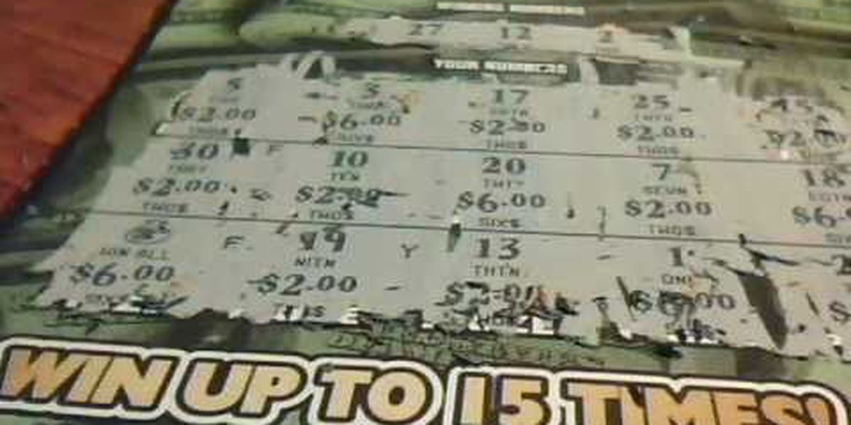 Woman claims she won $500K lottery; lottery says $500 prize