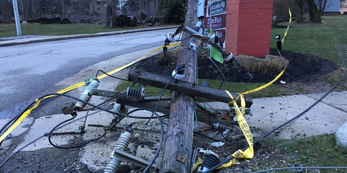 Severe spring storms leave thousands of Northeast Ohio residents without power
