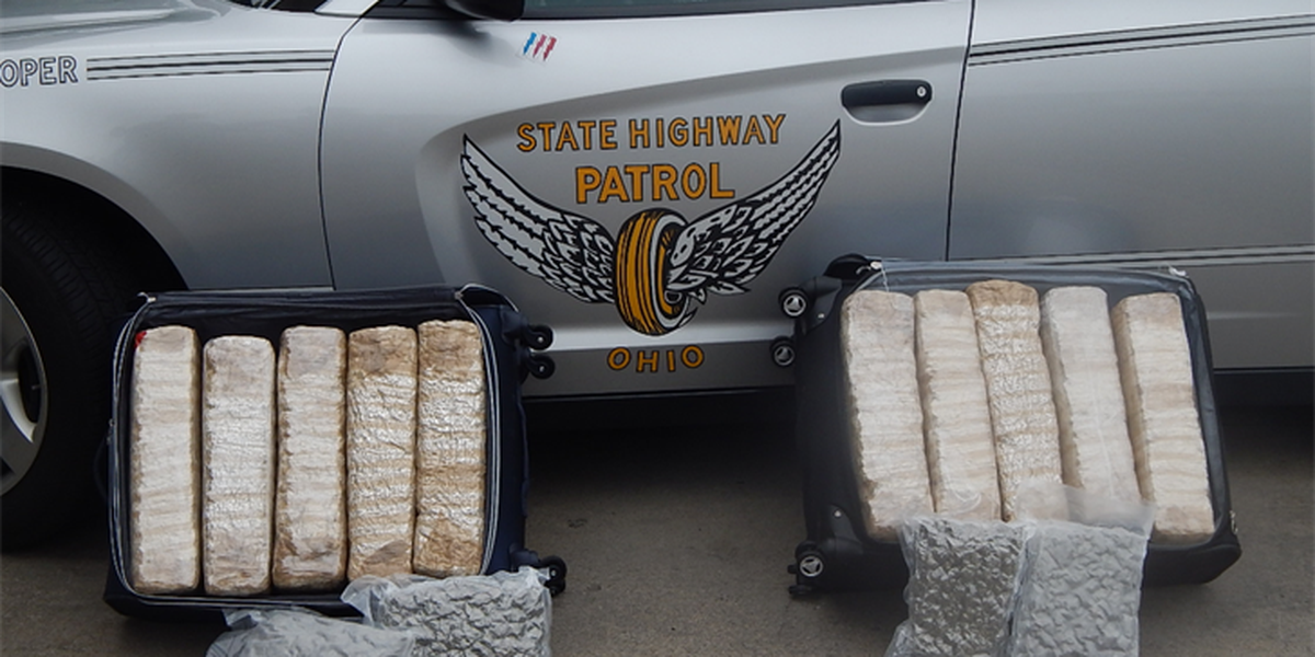 State troopers seize over $300,000 worth of marijuana during traffic stop