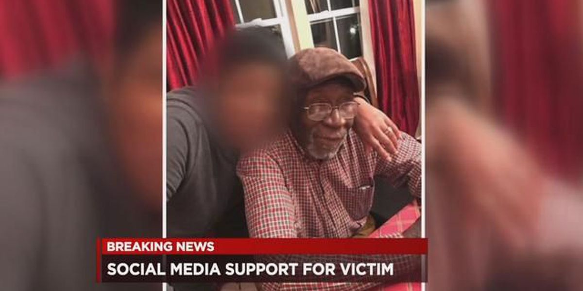 Local leaders, celebrities show support for victim of Facebook murder