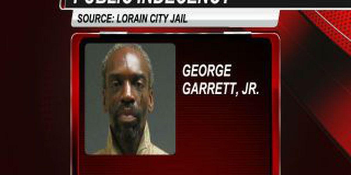 Man arrested for public indecency at thrift store