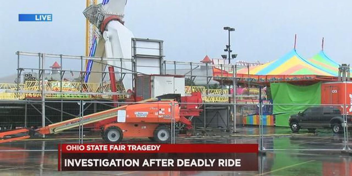 Amusement co-owner: Mechanical failure caused ride to break