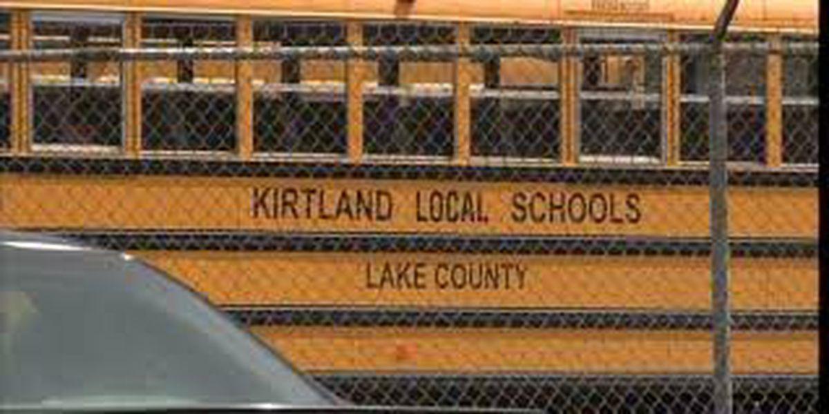 Kirtland High School employee on paid leave after bringing gun on school property
