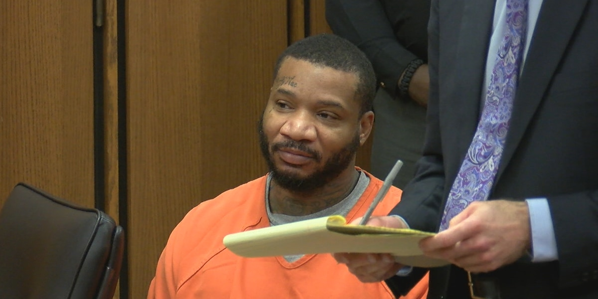 Cleveland man sentenced to at least 20 years in prison for shooting, robbing UPS driver