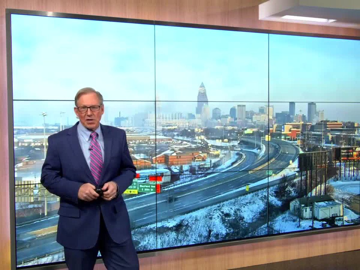 Northeast Ohio weather: Disruptive weather for Monday morning