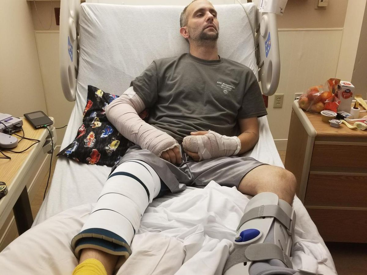 Crash victim seeks justice after alleged hit-and-run in Cleveland (video)