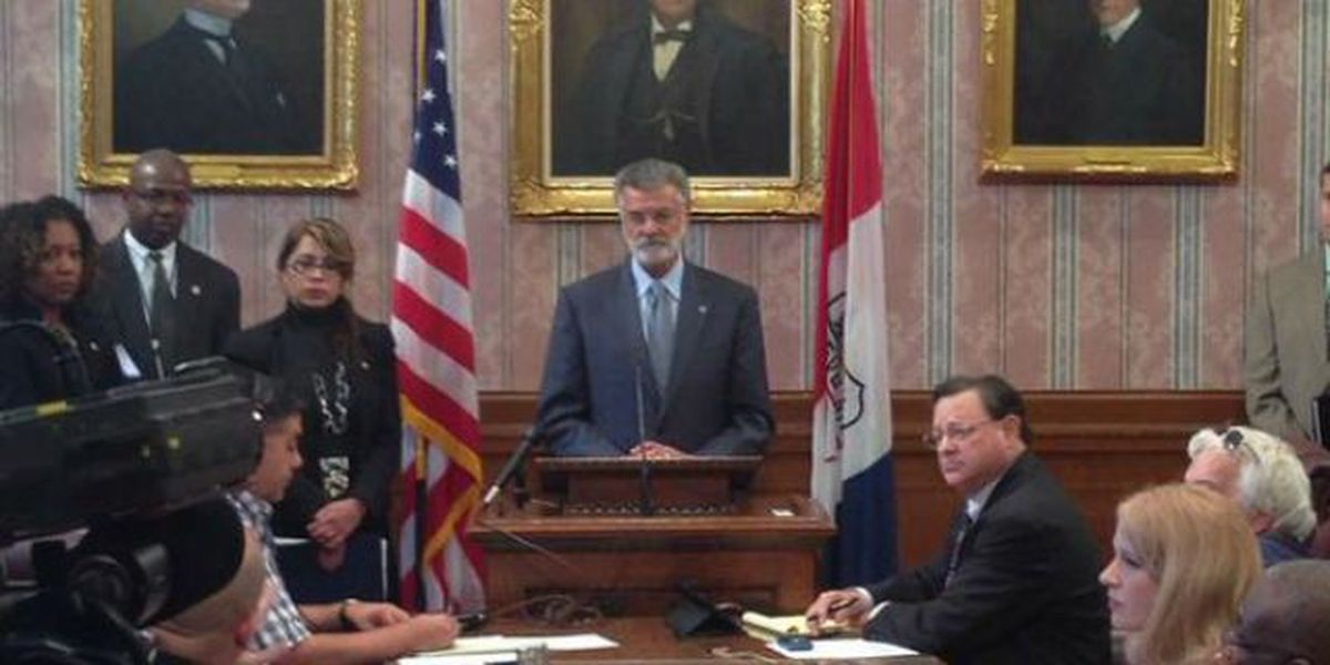 Update: News conference held at Cleveland City Hall regarding Ebola crisis