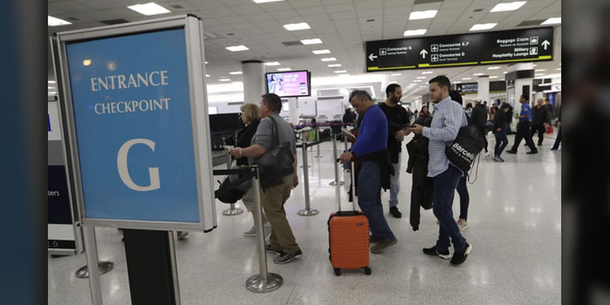 TSA puts out how many employees called off yesterday and the impact it may, or may not have had