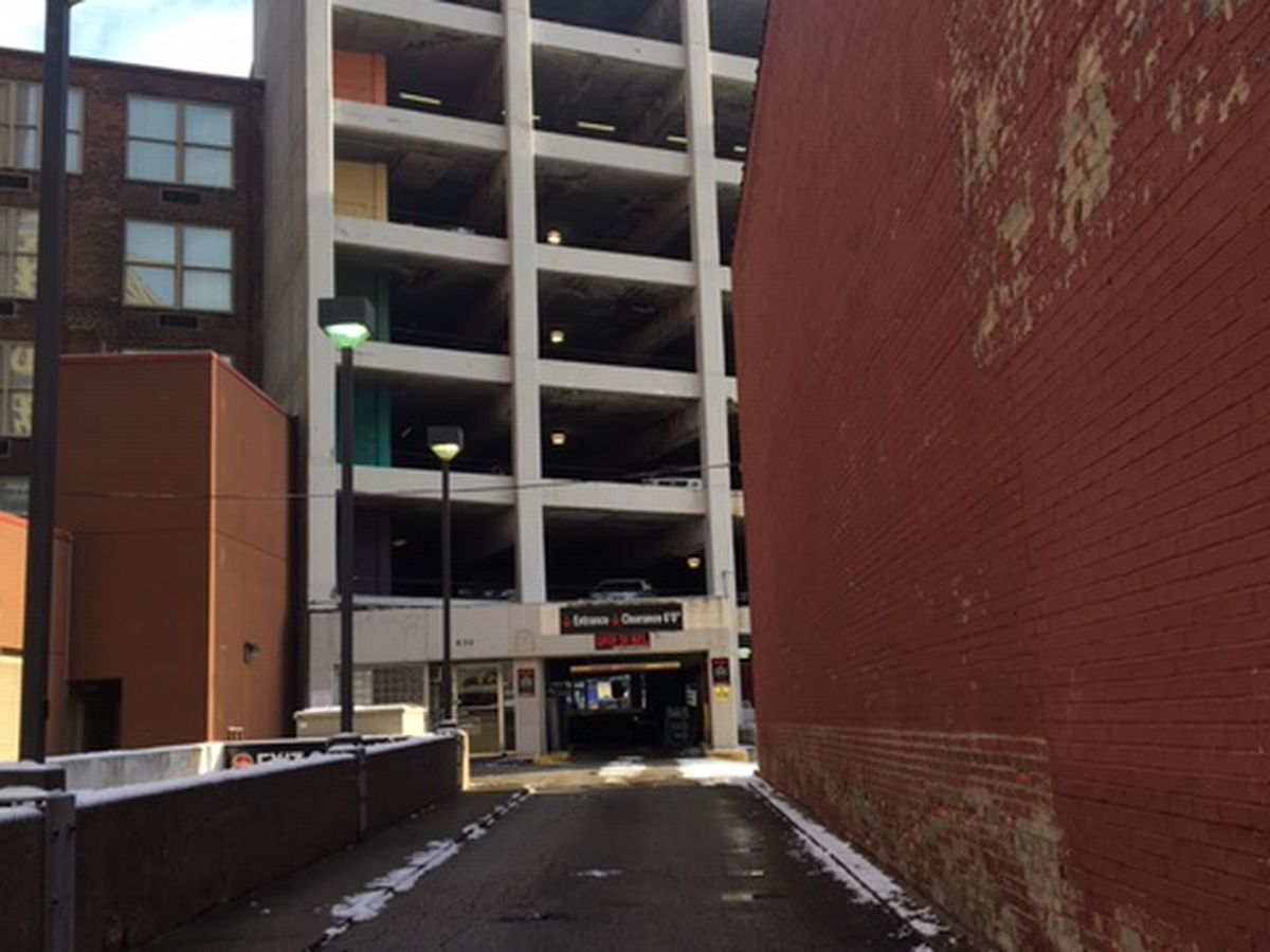 Company who owns Cleveland parking garage responds to reported rape at the location