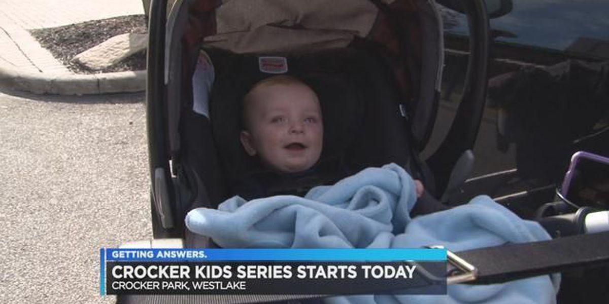 CrockerKids series kicks off