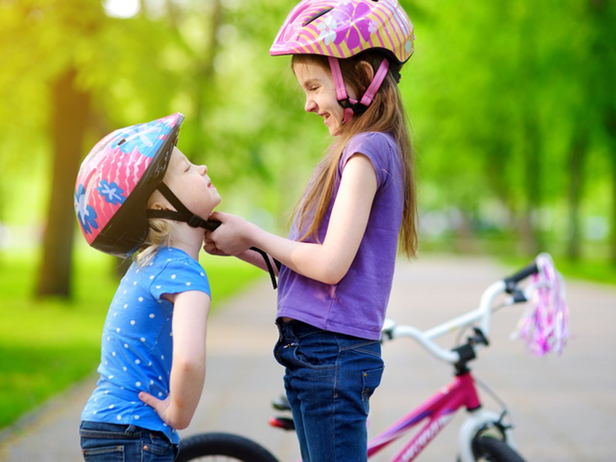 Parents of children caught riding a bicycle without a helmet in Richmond Heights could be fined $30