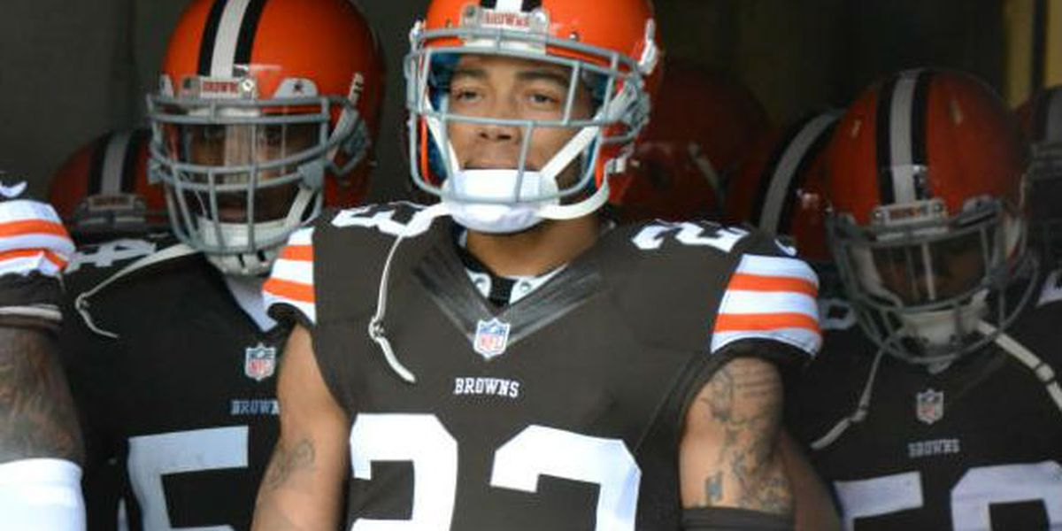 Report: Cleveland Browns trying to trade cornerback Joe Haden