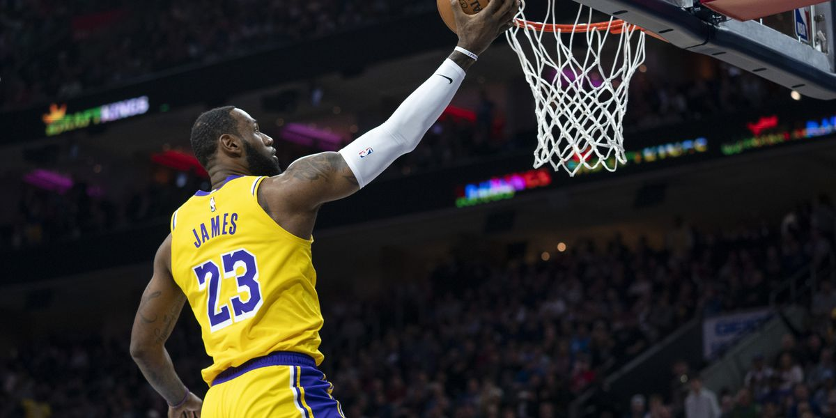 LeBron James passes Kobe Bryant to become 3rd top scorer in NBA history