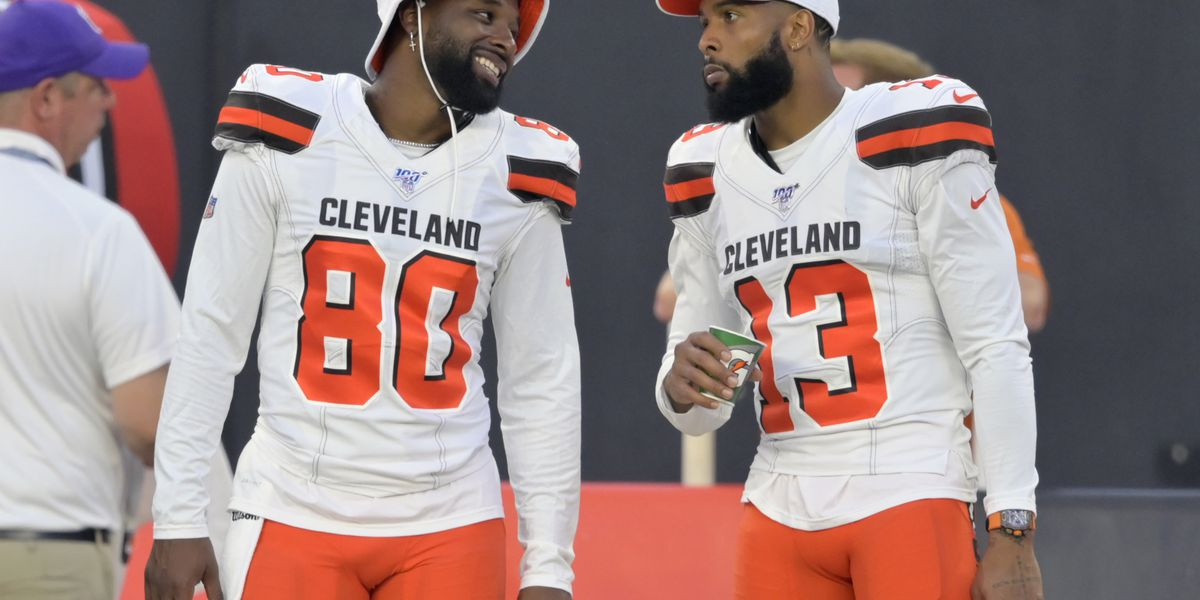 Cleveland Browns stacked at wide receiver, cuts will be tough for final 53-man roster