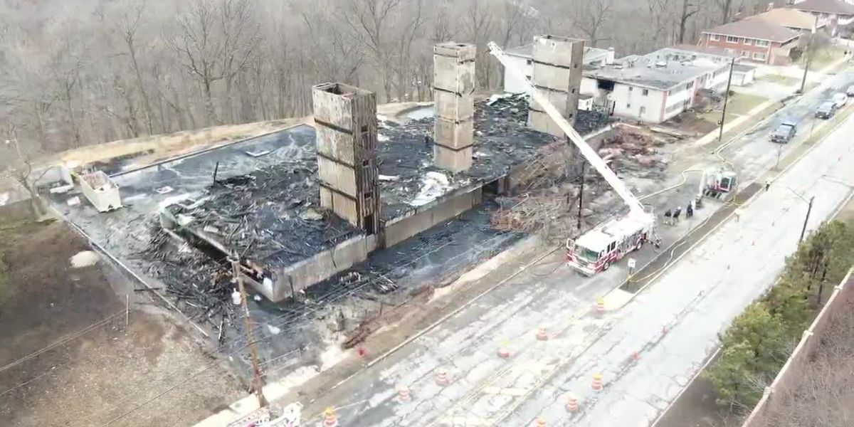 Ohio investigators don't think there is criminal activity involved in Rocky River building fire