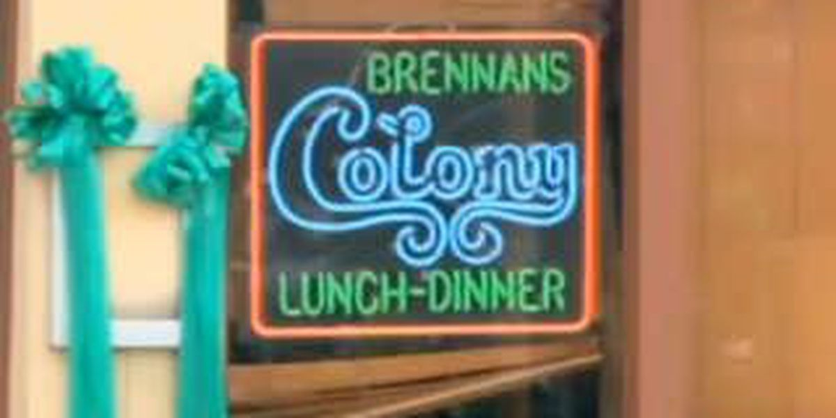 The Colony reopens for business Tuesday