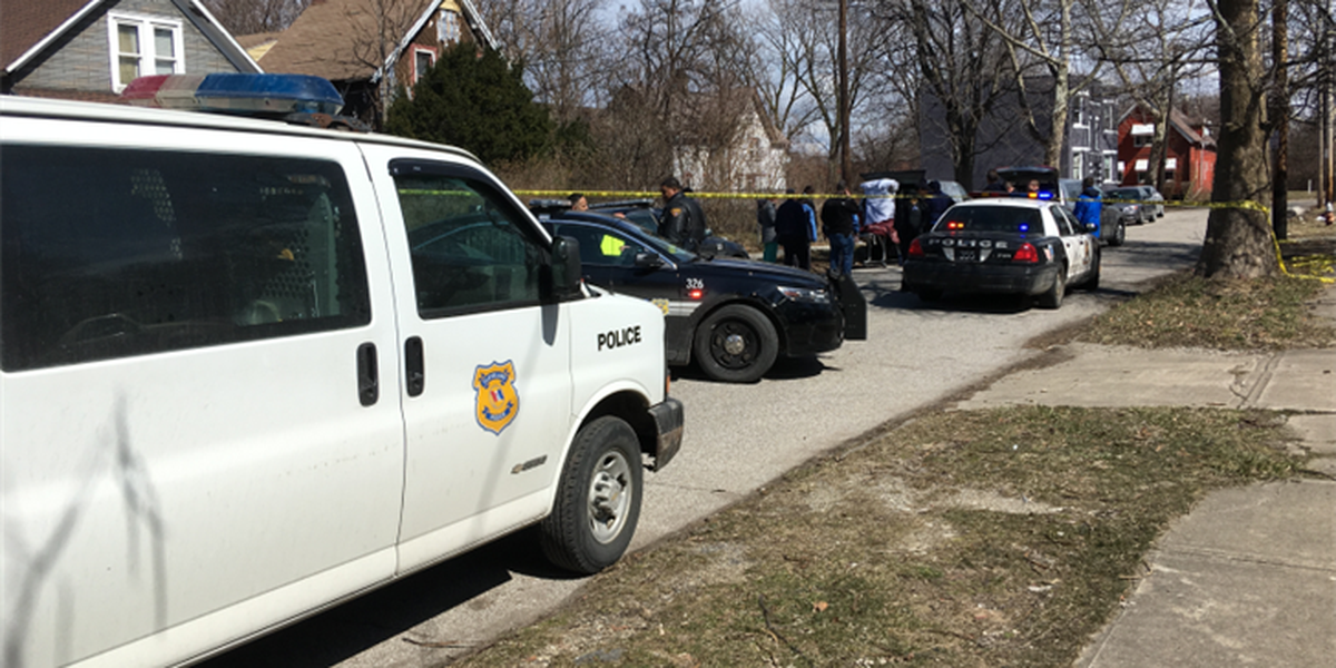 Body found in garbage can on Cleveland's East Side, homicide unit responding to scene