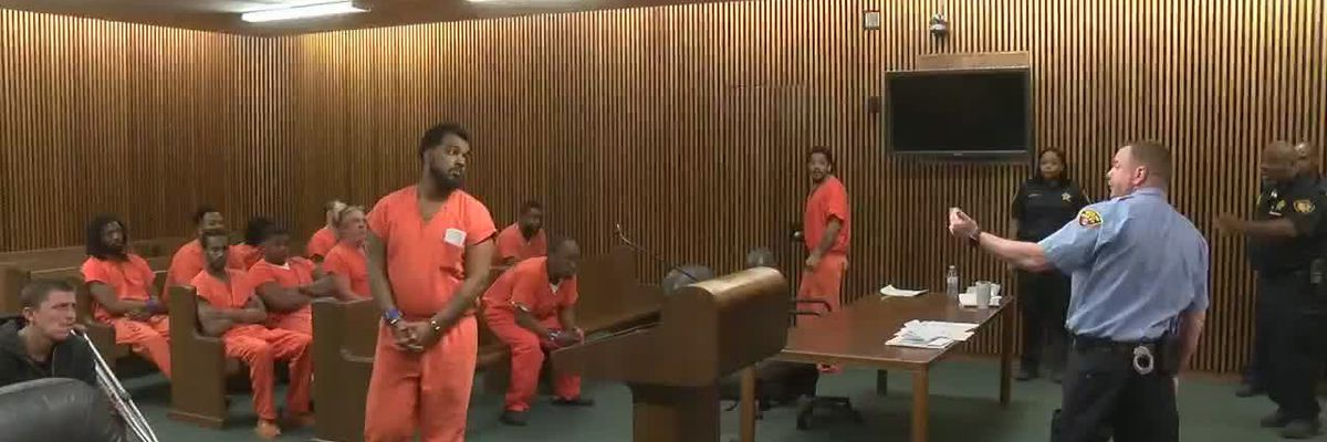 Driver suspected in deadly hit-and-run pleads not guilty at Cleveland court appearance